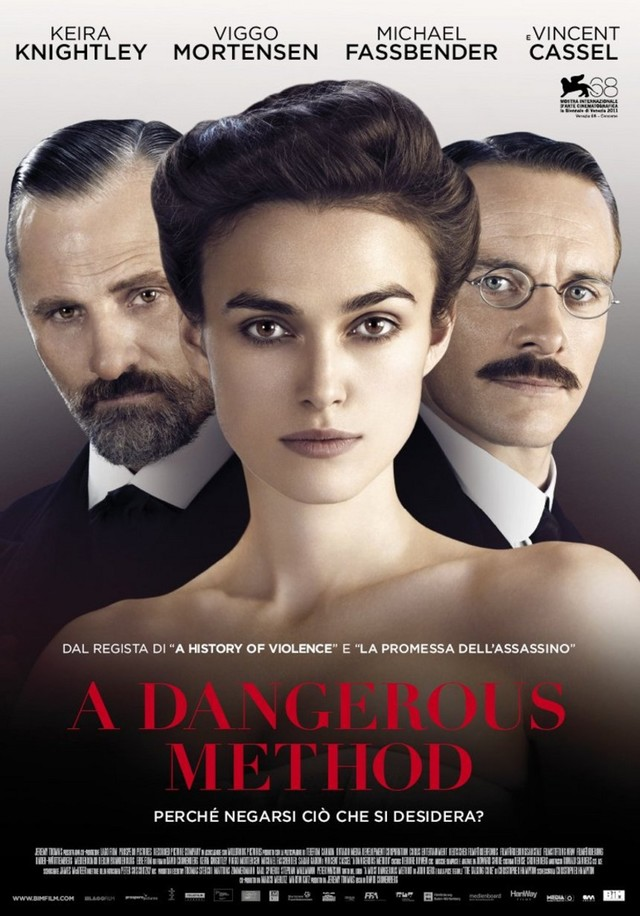 A Dangerous Method - Movie Poster #1