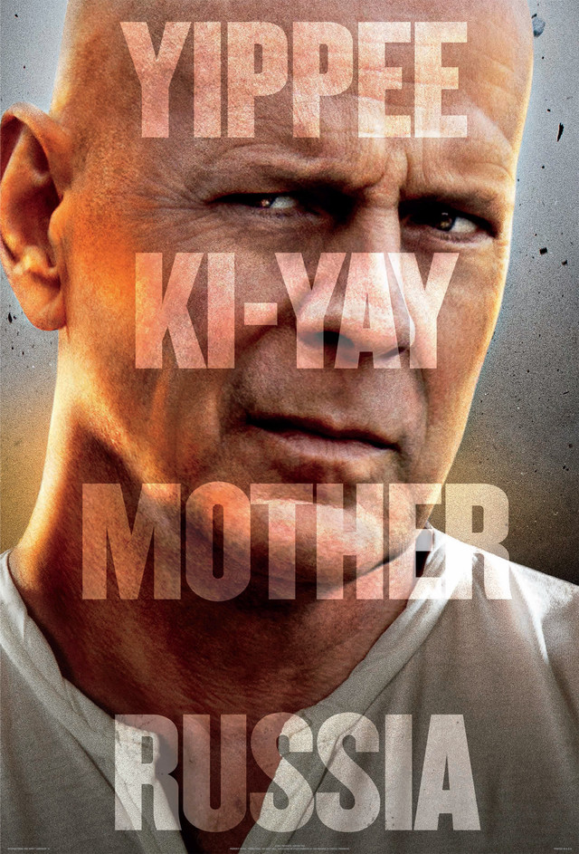 A Good Day to Die Hard - Movie Poster #2