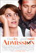 Admission Tiny Poster