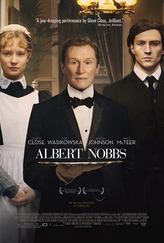 Albert Nobbs - Movie Poster #1 (Original)