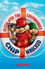 Alvin and the Chipmunks: Chipwrecked!