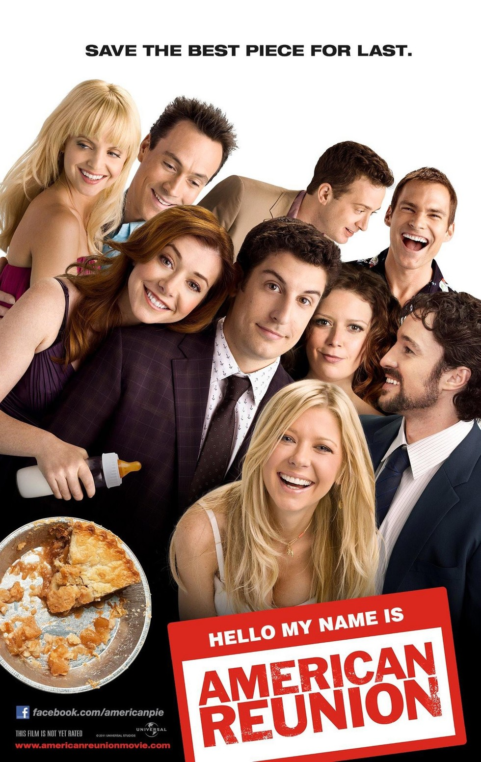 American Reunion - Movie Poster #1 (Large)