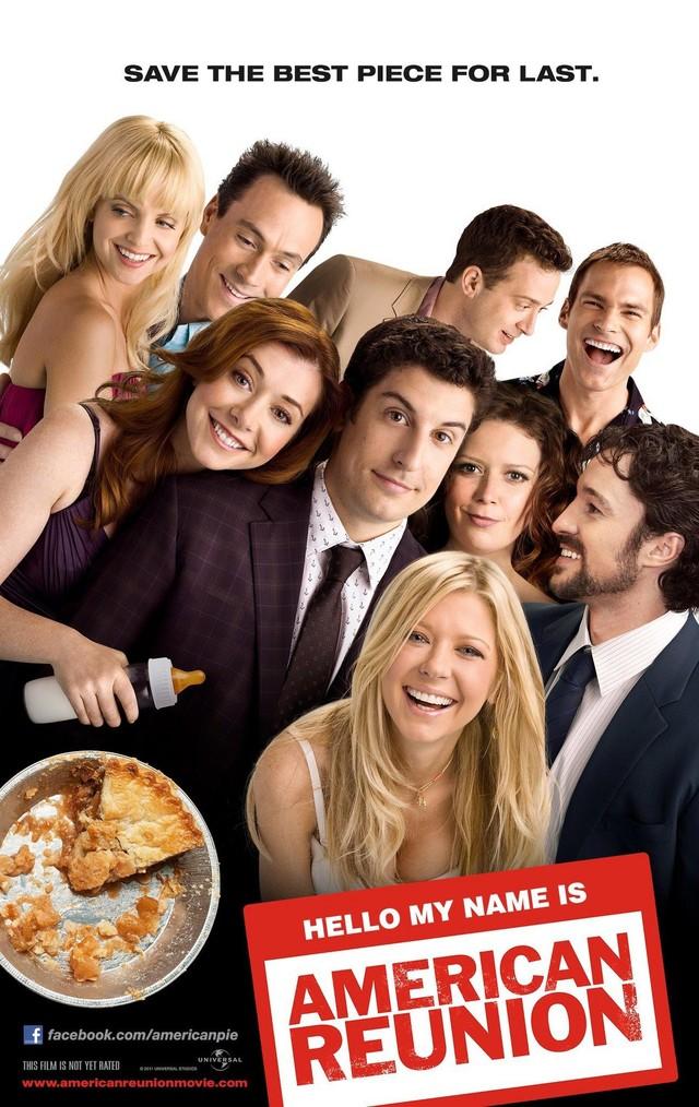 American Reunion - Movie Poster #1