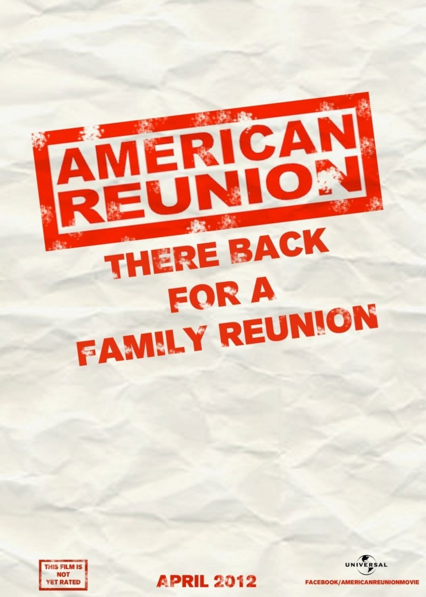 American Reunion - Movie Poster #3 (Original)