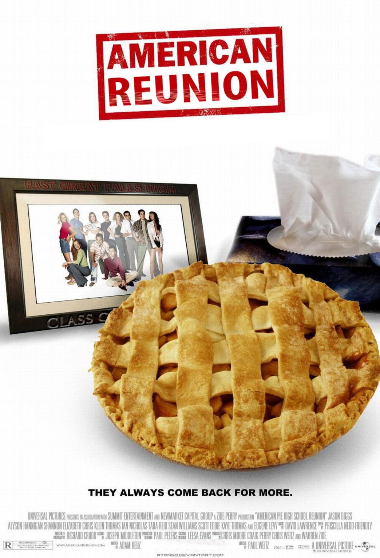 American Reunion - Movie Poster #4 (Original)