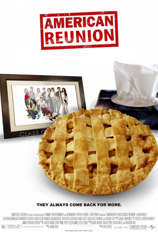American Reunion - Movie Poster #4 (Small)