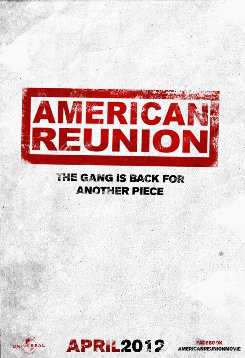 American Reunion - Movie Poster #5 (Original)
