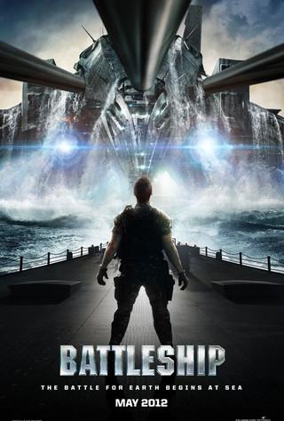 Battleship - Movie Poster #1 (Small)