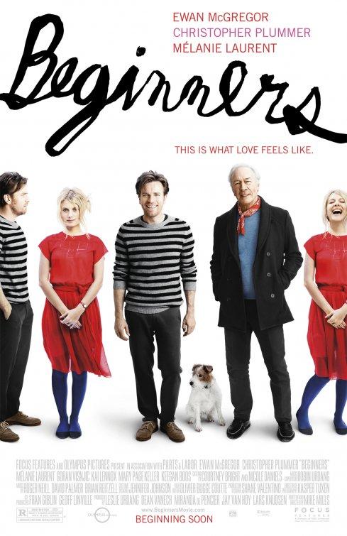 Beginners - Movie Poster #1 (Original)