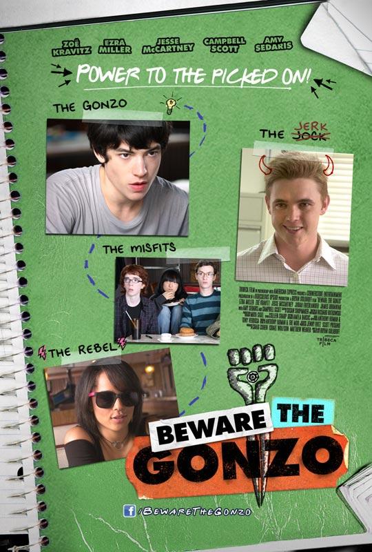 Beware the Gonzo - Movie Poster #1 (Original)