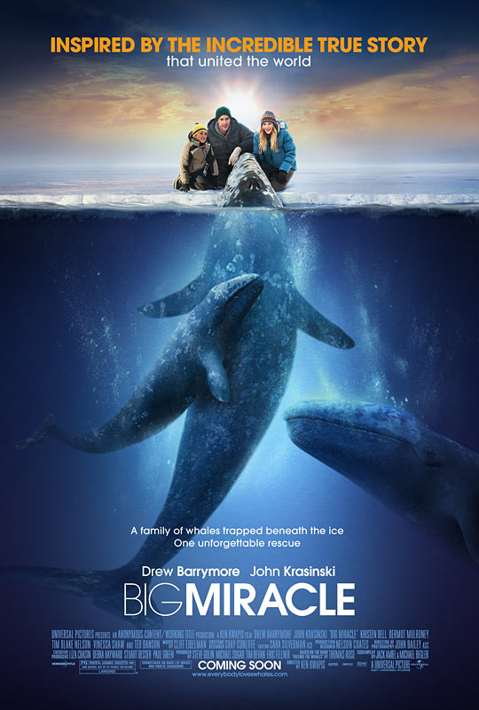 Big Miracle - Movie Poster #1 (Original)