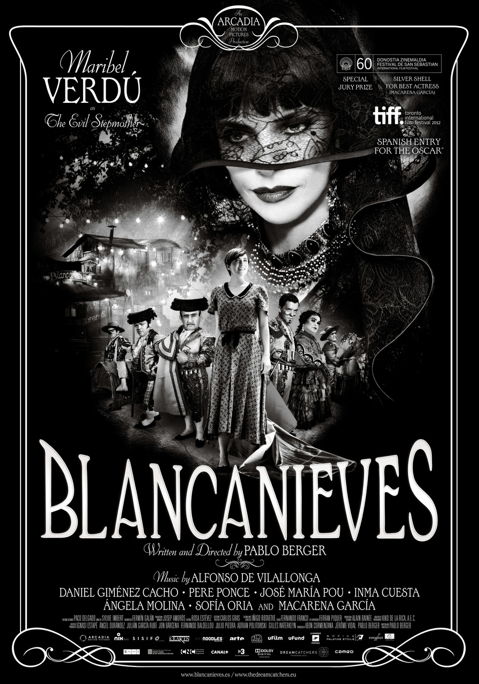 Blancanieves - Movie Poster #1 (Large)