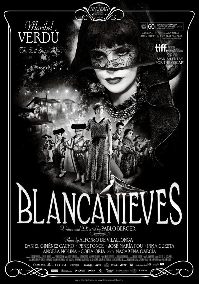 Blancanieves - Movie Poster #1