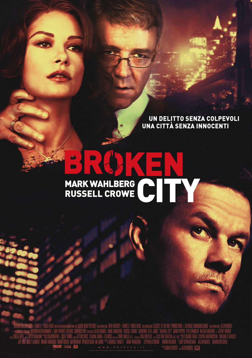 Broken City - Movie Poster #3 (Large)
