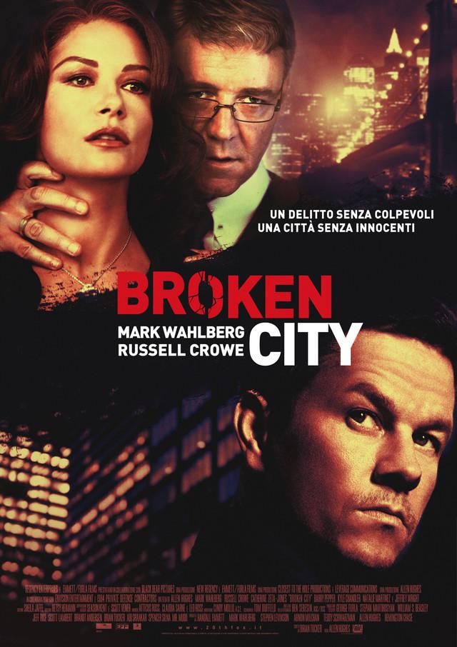 Broken City - Movie Poster #3
