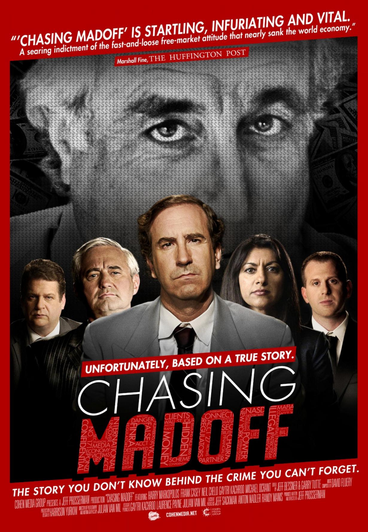 Chasing Madoff - Movie Poster #1 (Original)
