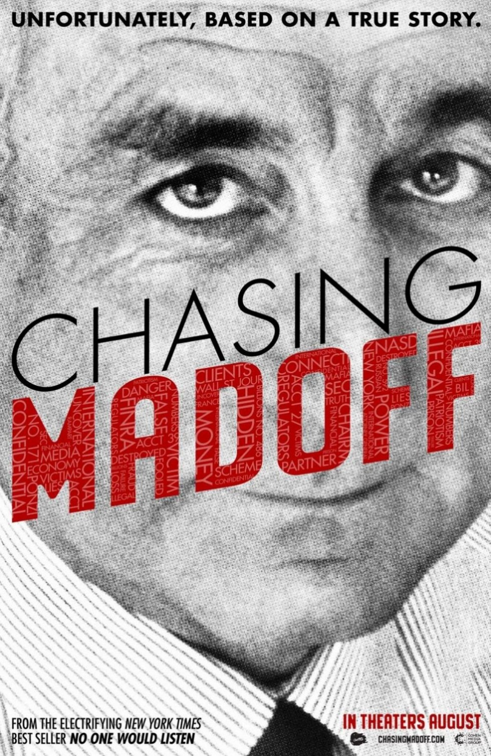 Chasing Madoff - Movie Poster #2 (Large)