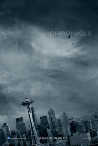 Chronicle - Movie Poster #1
