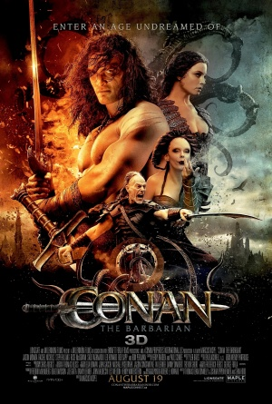 Conan the Barbarian - Movie Poster #1