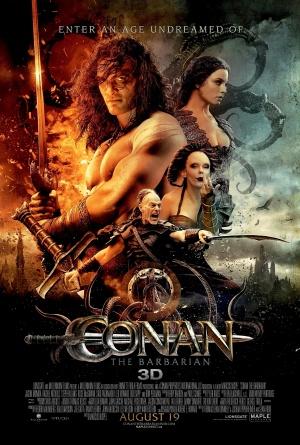 Conan the Barbarian - Movie Poster #1 (Original)