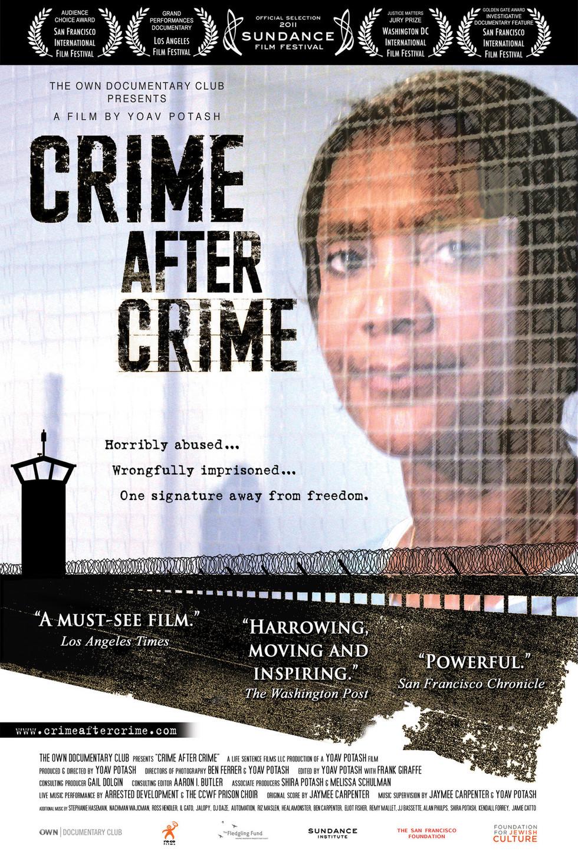 Crime After Crime - Movie Poster #1 (Large)