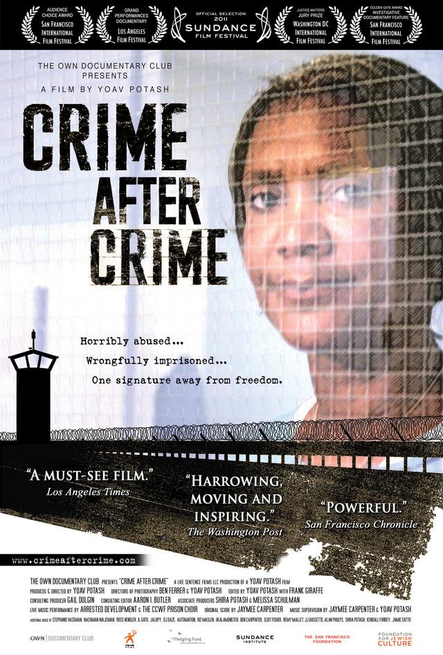 Crime After Crime - Movie Poster #1