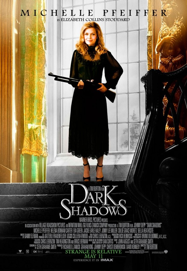 Dark Shadows - Movie Poster #3