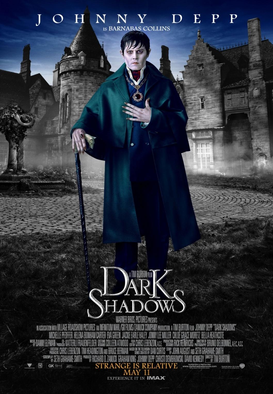 Dark Shadows - Movie Poster #4 (Original)