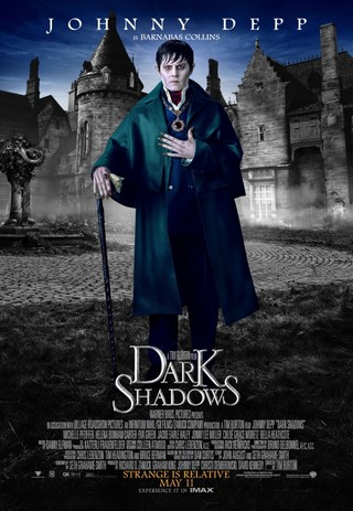 Dark Shadows - Movie Poster #4 (Small)