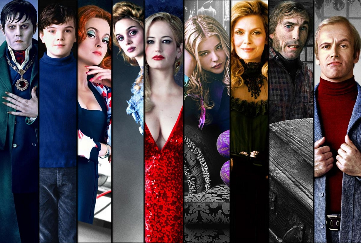 Dark Shadows - Movie Poster #5 (Original)