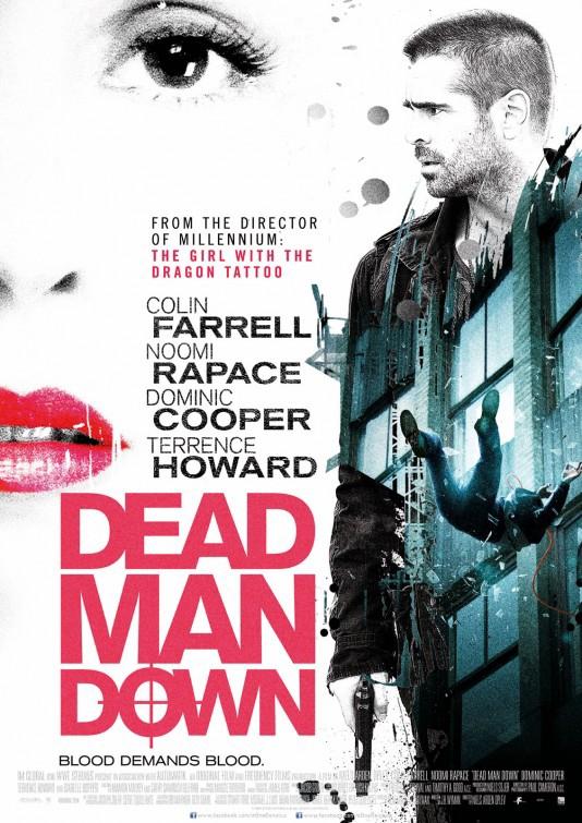 Dead Man Down - Movie Poster #1 (Original)