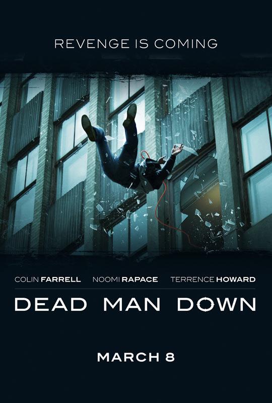 Dead Man Down - Movie Poster #2 (Original)