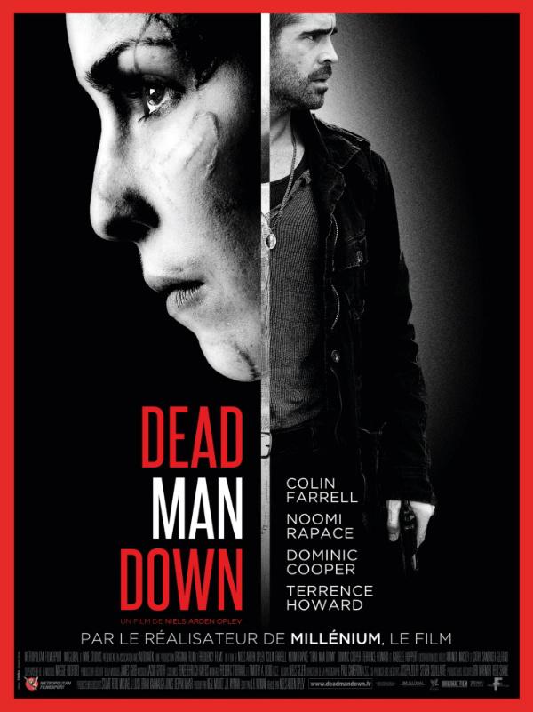 Dead Man Down - Movie Poster #4 (Original)