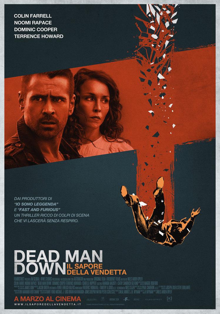 Dead Man Down - Movie Poster #5 (Original)