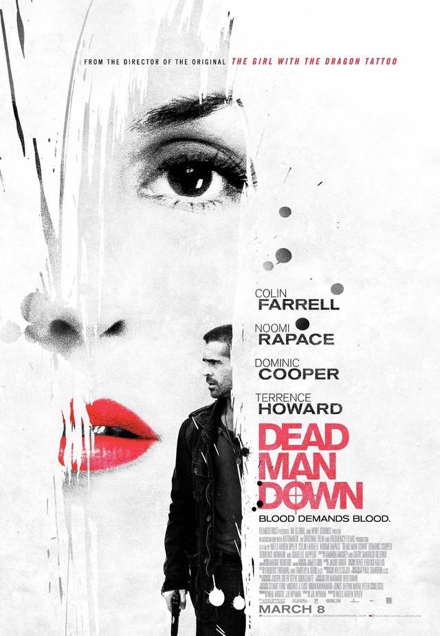Dead Man Down - Movie Poster #6