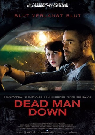Dead Man Down - Movie Poster #7 (Small)