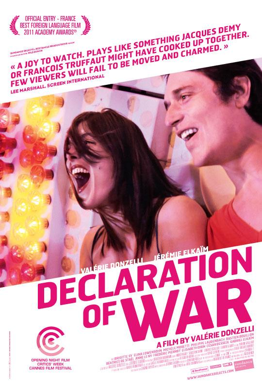 Declaration of War - Movie Poster #1 (Original)