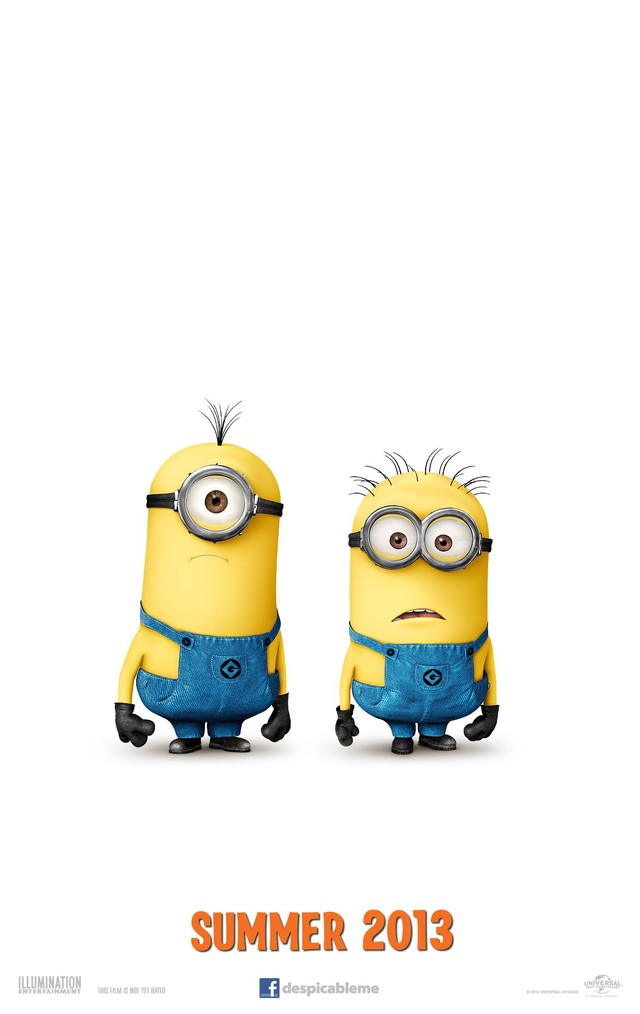 Despicable Me 2 - Movie Poster #2