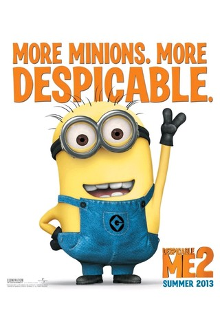 Despicable Me 2 - Movie Poster #3 (Small)