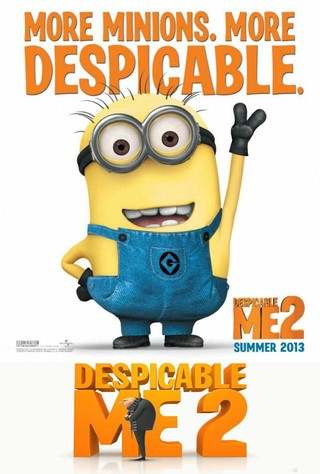 Despicable Me 2 - Movie Poster #5 (Small)