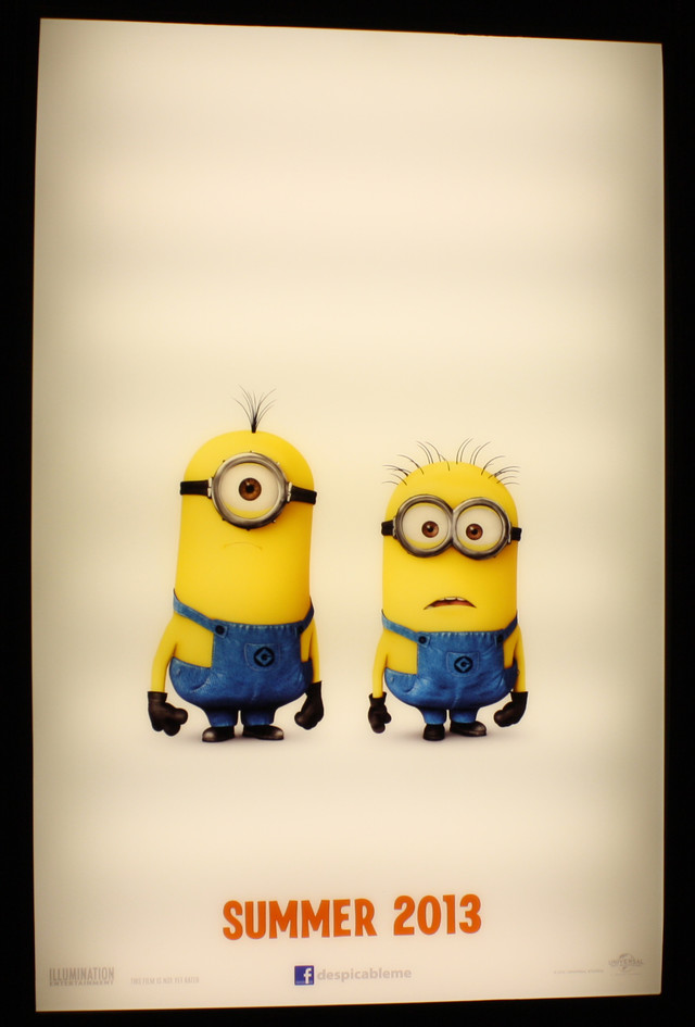 Despicable Me 2 - Movie Poster #6
