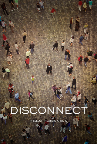 Disconnect - Movie Poster #1 (Small)