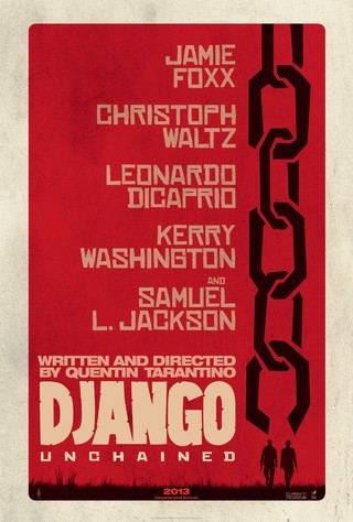 Django Unchained - Movie Poster #1 (Small)