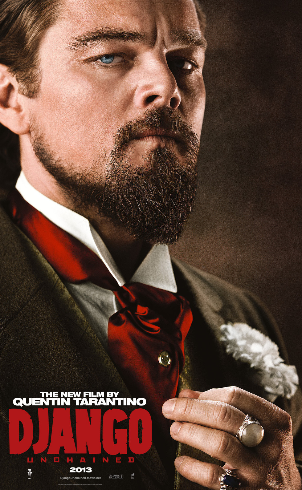 Django Unchained - Movie Poster #3 (Large)
