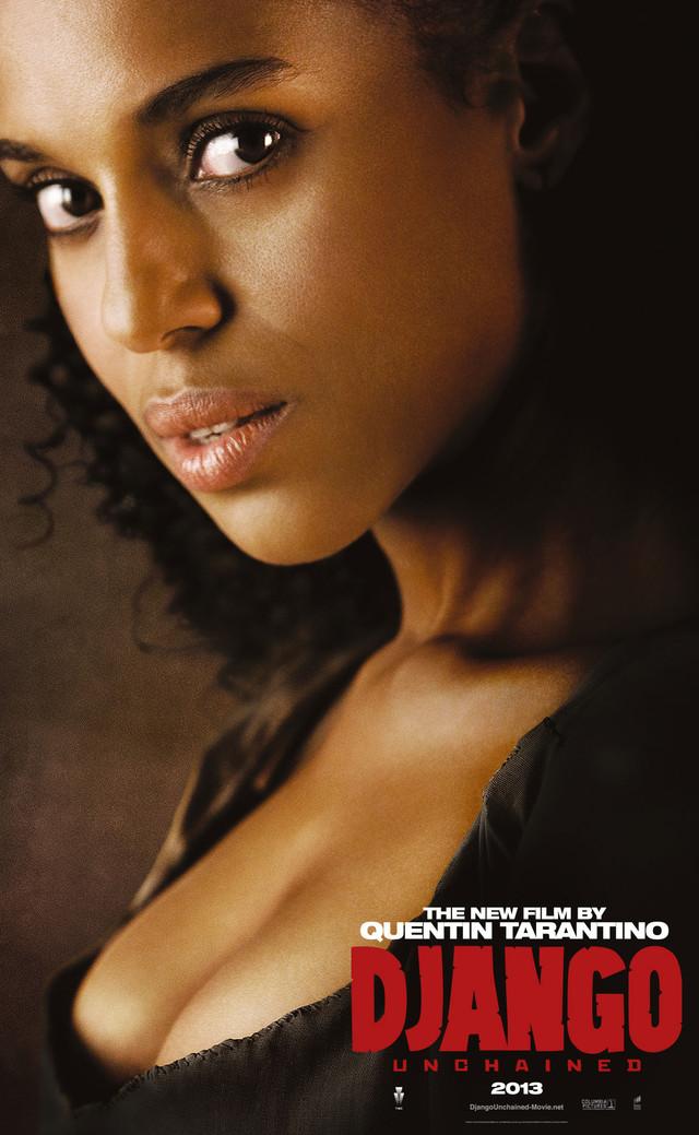 Django Unchained - Movie Poster #4