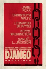 Django Unchained Small Poster