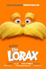 Dr. Seuss' The Lorax Small Poster
