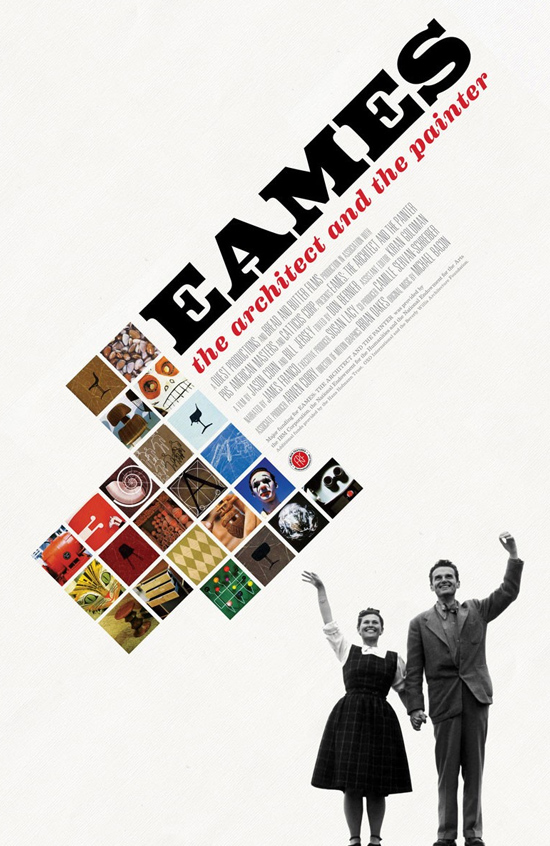 Eames: The Architect & The Painter - Movie Poster #1 (Original)