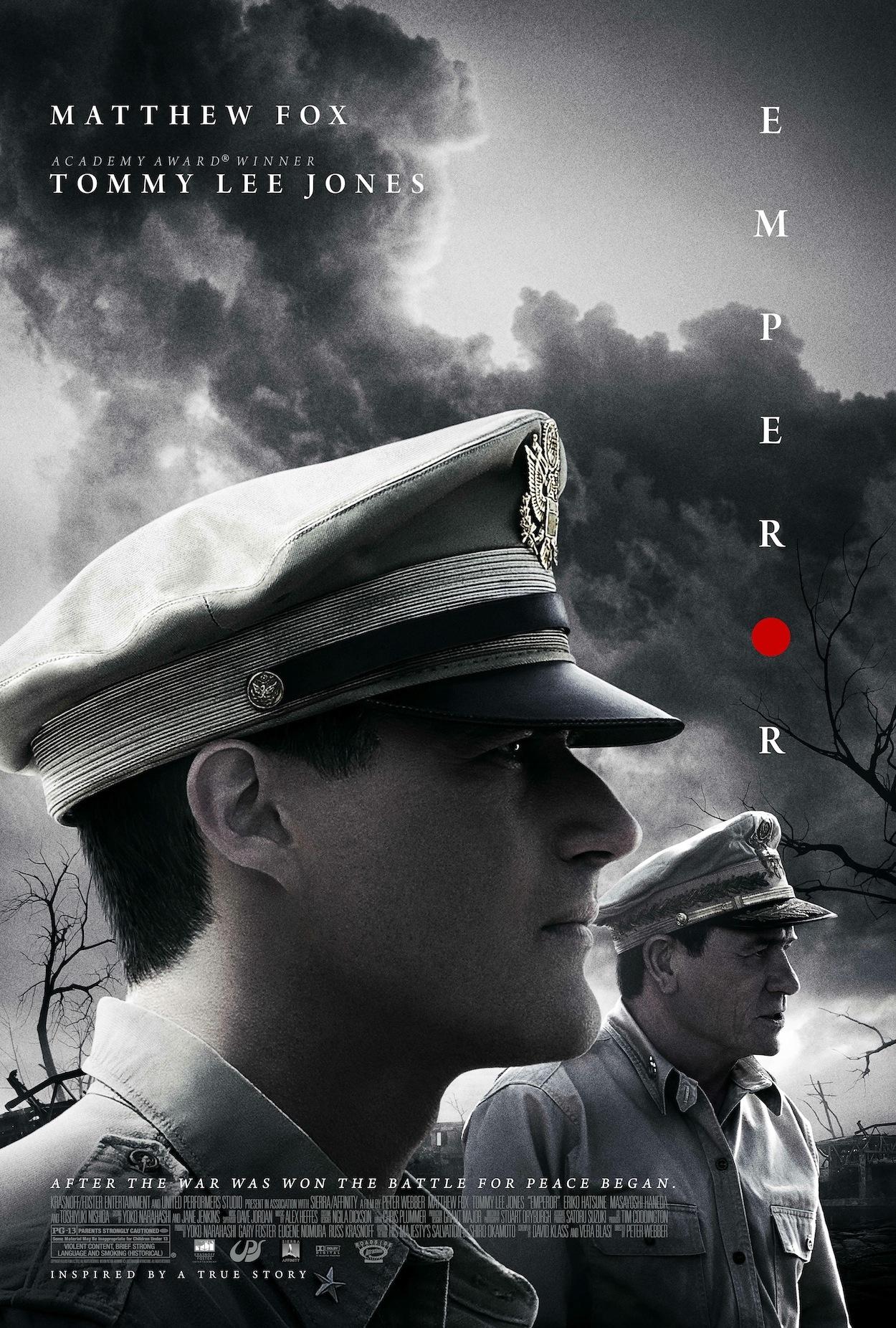 Emperor - Movie Poster #1 (Original)