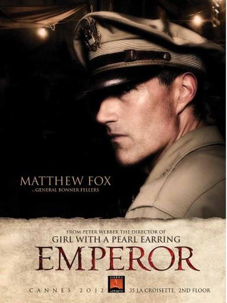 Emperor - Movie Poster #2 (Original)
